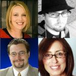 Three new speakers, one new volunteer coordinator
