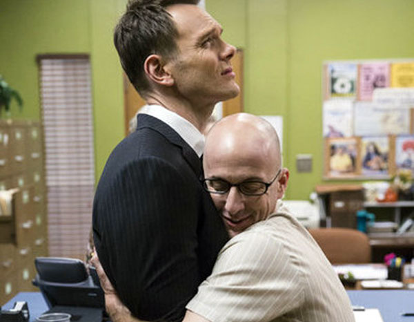 Community - Jeff Winger - Dean Pelton