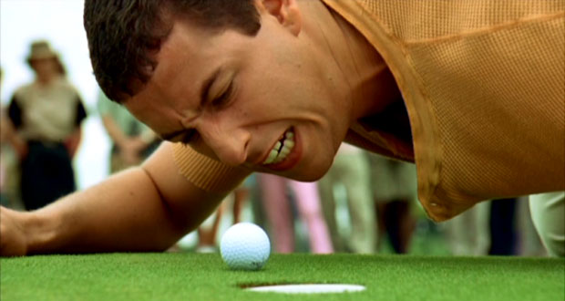Adam Sandler, Happy Gilmore