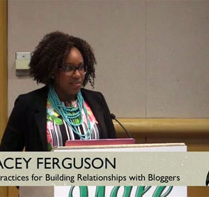 Stacey Ferguson