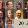 Speakers 2013