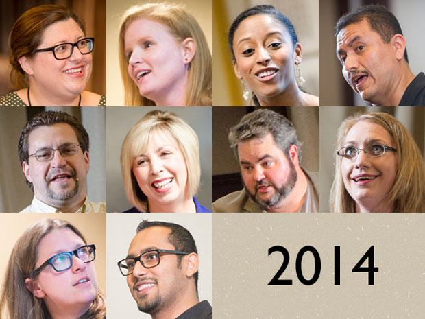 Speakers 2014