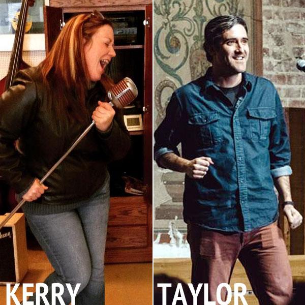 Kerry O'Shea Gorgone, Taylor Robinson