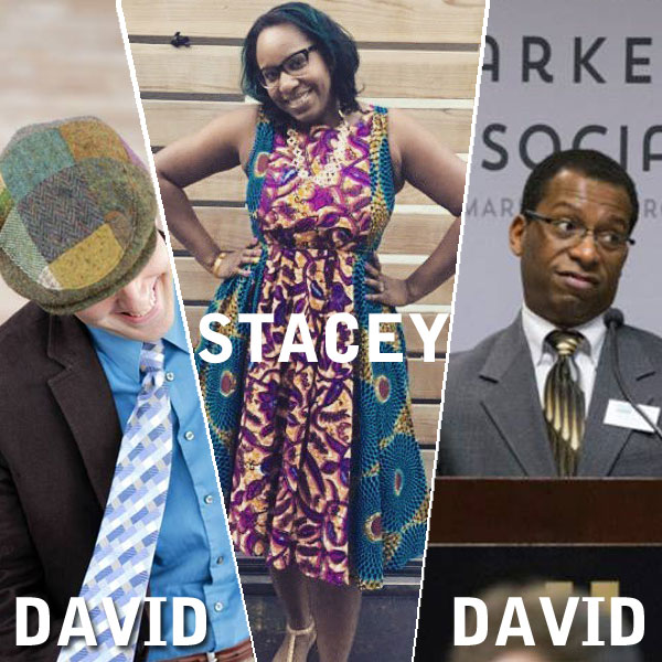David Griner, Stacey Ferguson, David Wilson