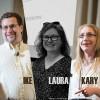 Ike Pigott, Laura Creekmore, Kary Delaria