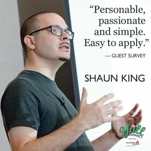 Shaun King