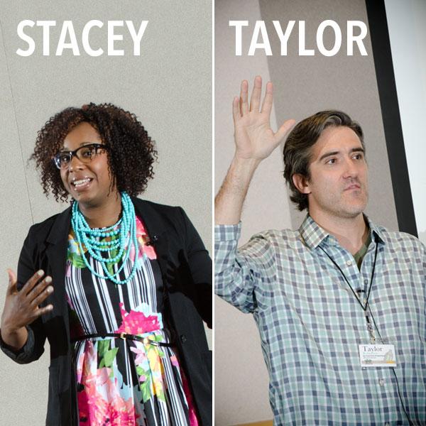 Stacey Ferguson, Taylor Robinson