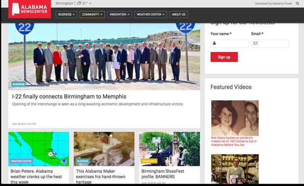 Alabama NewsCenter