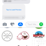 Holiday freebie: Magic City Sticker Pack